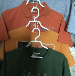 T-shirts 7-8.