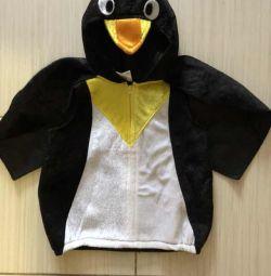 Costum de pinguin