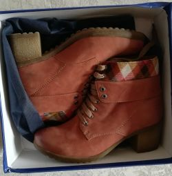 Boots are new winter, r-37 (38)
