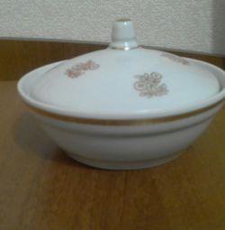 Sugar bowl USSR