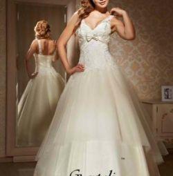 Γαμήλιο φόρεμα.
