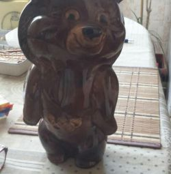 Ολυμπιακή αρκούδα 80