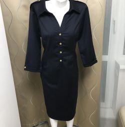 Rochie negru 50 r