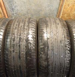 Set de anvelope de vară 295-40-R21 Pirelli