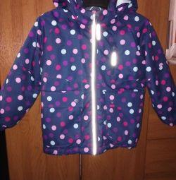 Курточка на 3-4 роки