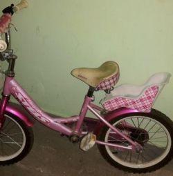 Παιδικό ποδήλατο Stels για κορίτσια