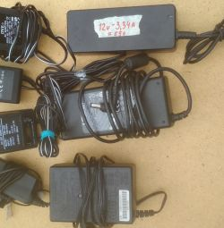 Power supplies for laptops, printers, chargers
