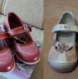 Нові сандалі, туфлі