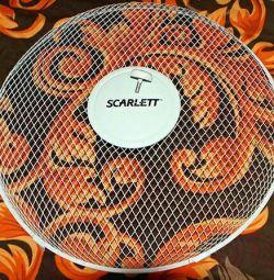 Capacul de ventilator Skarkett Mesh