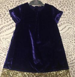 Φόρεμα για την πριγκίπισσα 3-4 χρόνια