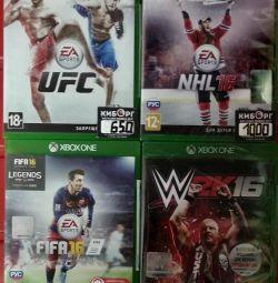 Xbox One Spor Oyunları