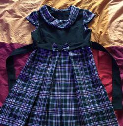 Smart dress for the girl