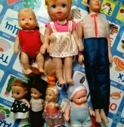 Πακέτα για κούκλες