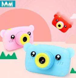 Children's camera! New for children in 2020!