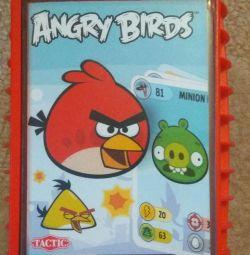 Настольная карточная игра Angry Birds