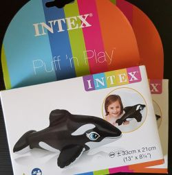 Inflatable toy Intex