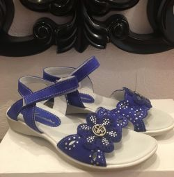 New blumarine sandals
