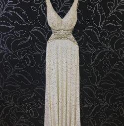 Шикарное платье на выпускной или свадьбу