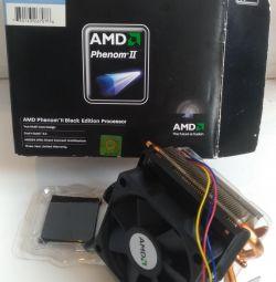 CPU ψυγείο amd x4 955