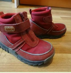 Boots demisezonnye uniseks 17,5 cm