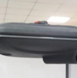 Бак для душа 220л с водонагревателем