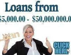 WE OFFER ALL KINDS OF FINANCIAL LOAN KINDLY APPLY
