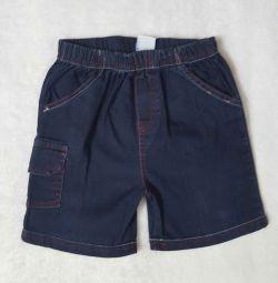 pantaloni scurți 74-86
