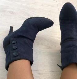 Μισο μπότες rr 36-37