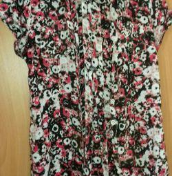 Блузы-туники 46-48