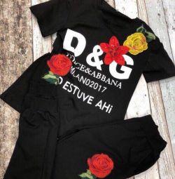 Costume new D & G