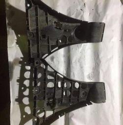BMW rear bumper bracket bmw e60 7033715