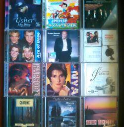 Müzik CD'leri