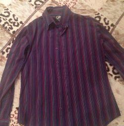 Μάρκα ανδρικό πουκάμισο, νέο