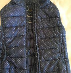 Vest for the girl