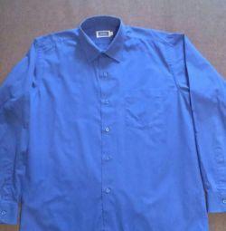 Shirt on the teenager.