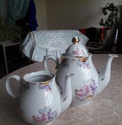 Set of tea forfor.