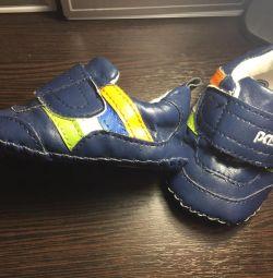 Pantofi pentru copii (dimensiune 17)