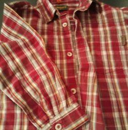 Επώνυμα πουκάμισα για ένα αγόρι 3 ετών