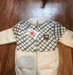 New jacket. Turkey