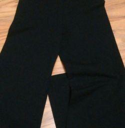 Gymnastic pants