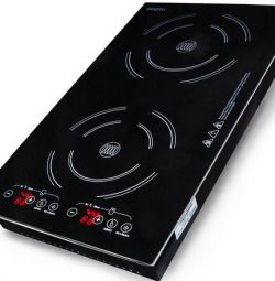 Induction plate built-in GiNZZU HCI-241