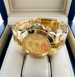 ROLEX watch ? gold