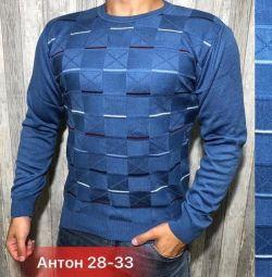 Новий чоловічий светр!