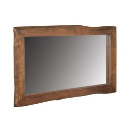 MIRROR HM8186 MADE OF AKAKI WOOD NATURAL 140
