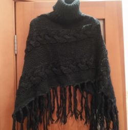 Women's Poncho Jacket