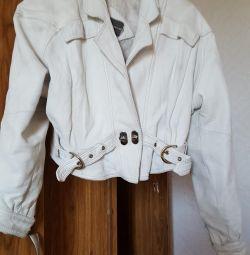 Куртка из натуральной кожи, М, Турция