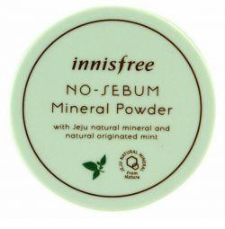 No-Sebum Mineral Powder Matting Powder