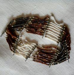 Bracelet beads vintage