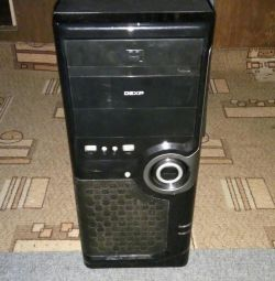 A real gaming computer with a 6GB video card