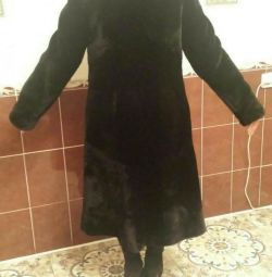 Fur coat in perfect condition